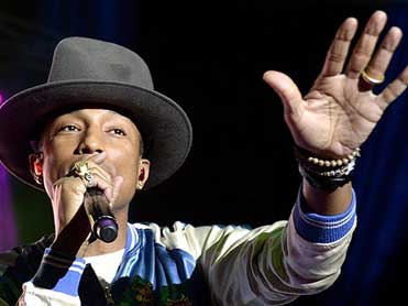 Oprah made Pharrell cry (and made us love him even more)