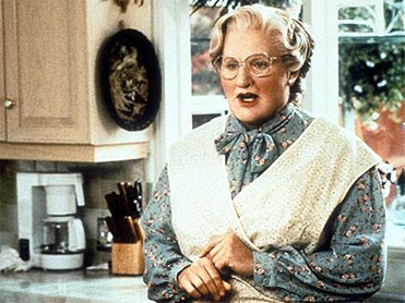 Mrs. Doubtfire sequel in the works, we're wondering why…