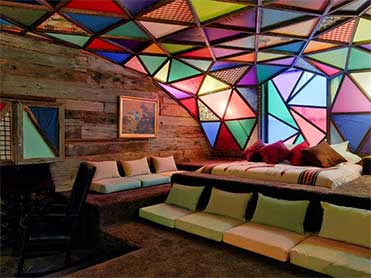 Amazing art hotels