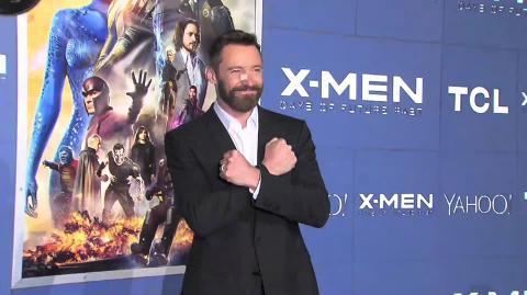Hugh Jackman treated for cancer for a fifth time