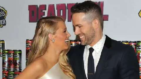 Ryan Reynolds and Blake Lively remind us how in love they are