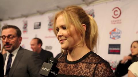 Why Amy Schumer wishes she never wrote a hit movie