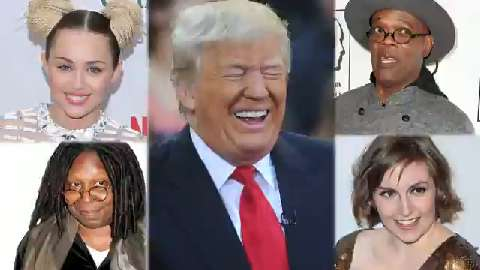 These stars are vowing to leave the U.S. if Trump becomes president