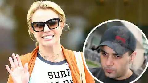 Britney's ex lover speaks out on her past drug use