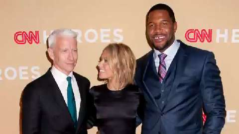 Anderson Cooper makes his thoughts on hosting with Kelly Ripa clear