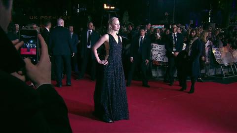 Jennifer Lawrence pulls a Jennifer Lawrence, opens up a bit too much