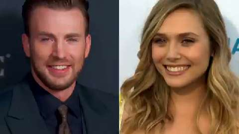 Ellen tries to figure out if Chris Evans and Elizabeth Olsen are dating