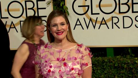 Is Drew Barrymore in talks to host a new talk show?