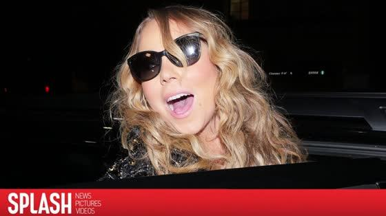 Mariah Carey threw a laptop out a window when a Beyonce song came on