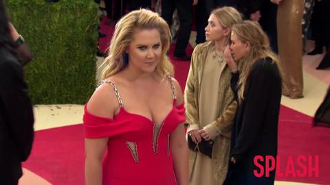 Amy Schumer says the Met Gala felt like a punishment