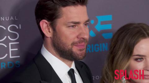 John Krasinksi talks about his parenting fears